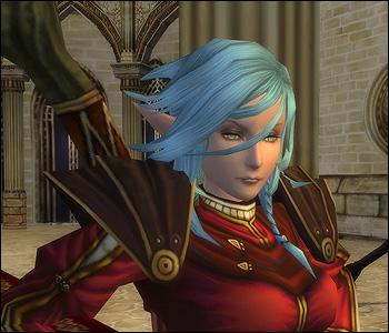 L'elfa Elinthil, quanto m'è venuta bene!